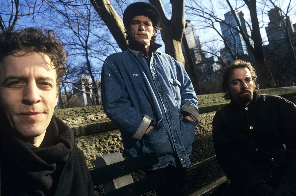 Morphine photographed in New York City in 1995.