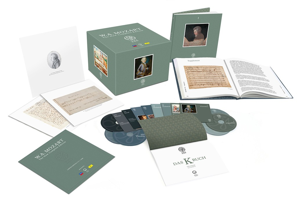 'Mozart 225: The New Complete Edition'