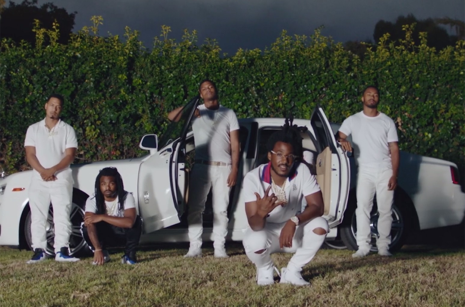 """Mozzy ft. Ty Dolla $ign and YG """"Thugz Mansion"""""""