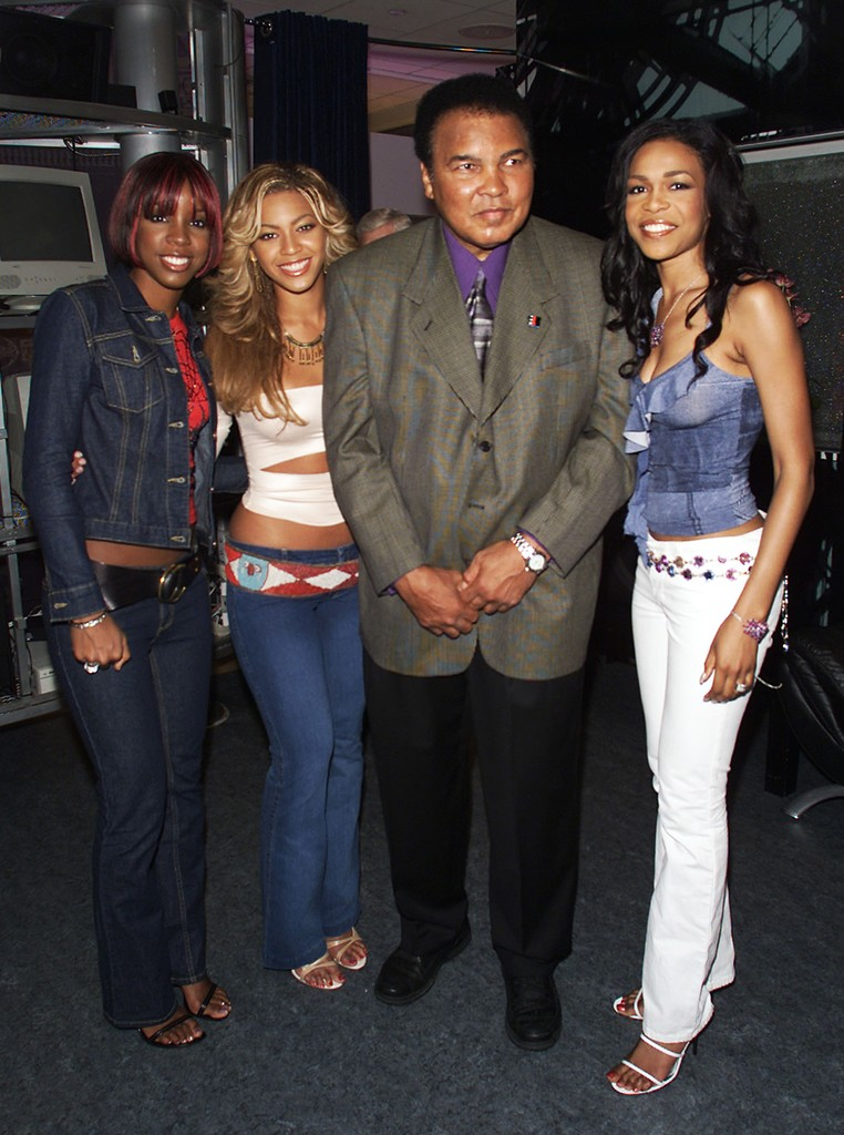Destiny's Child and Muhammad Ali