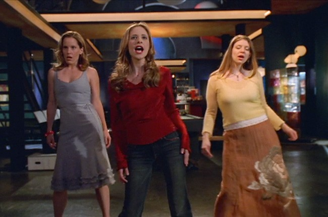Buffy the Vampire Slayer, 'Once More, With Feeling'