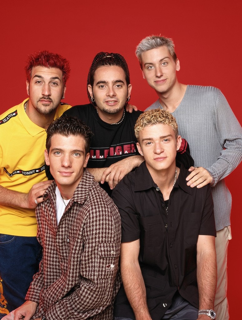 """""""It's Gonna Be Me,"""" 'NSYNC"""