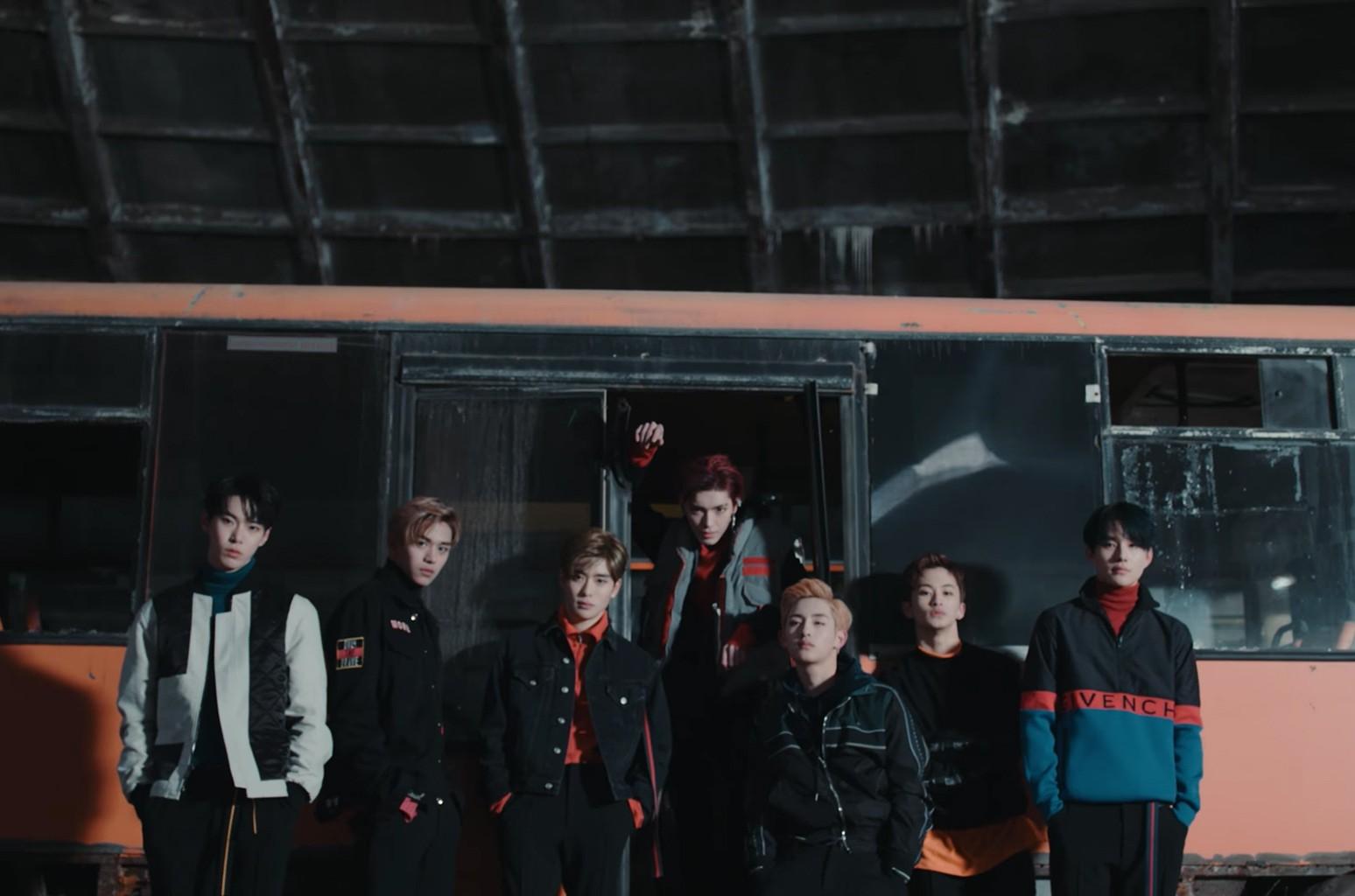 "NCT U ""The Boss"""