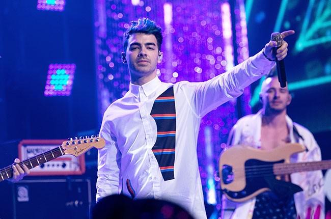 Joe Jonas of DNCE
