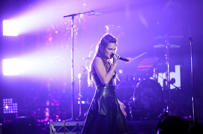 Tove Lo performs onstage at Dick Clark's New Year's Rockin' Eve