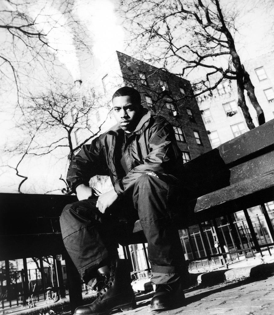 Rapper, Nas, 1994
