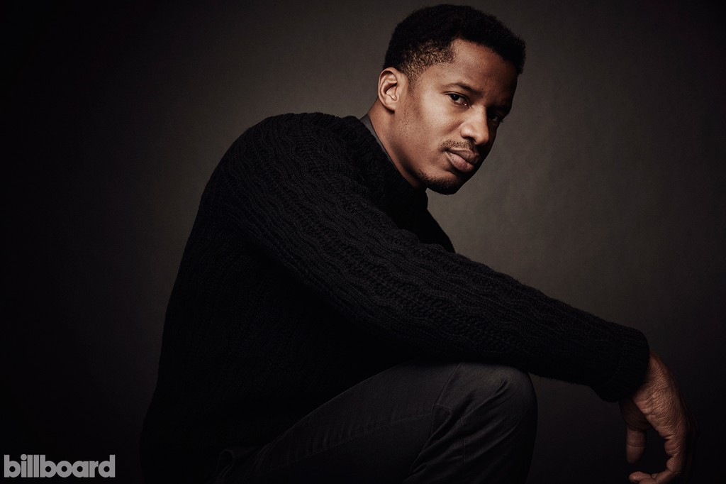 Birth of a Nation writer/director Nate Parker