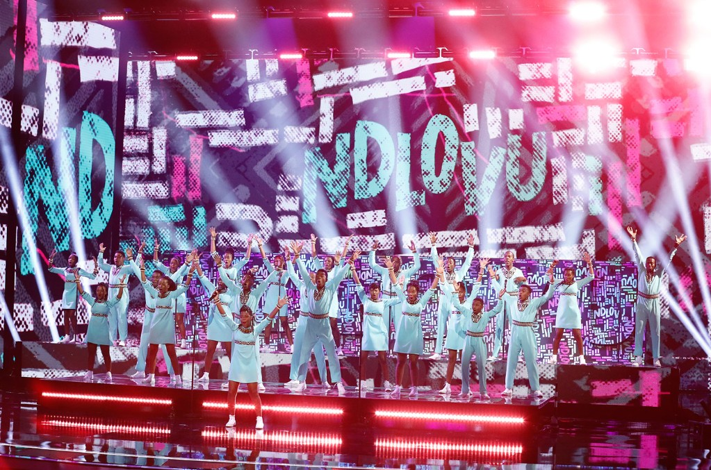 Ndlovu Youth Choir on America's Got Talent.