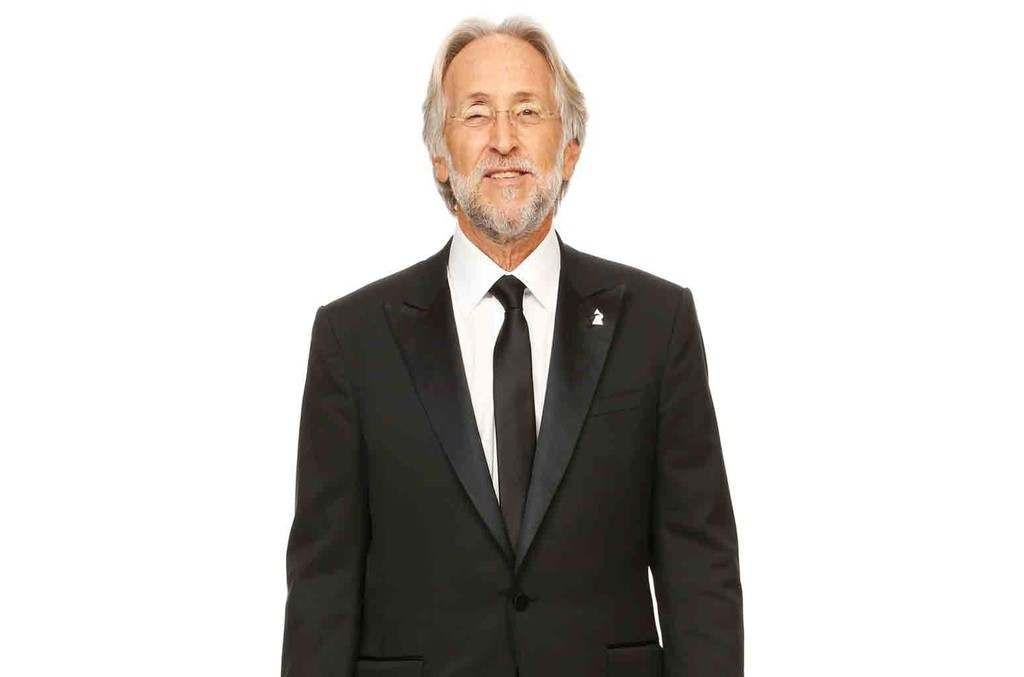 ]Neil Portnow poses for a portrait during the 56th Grammy Awards at Staples Center on Jan. 26, 2014 in Los Angeles.