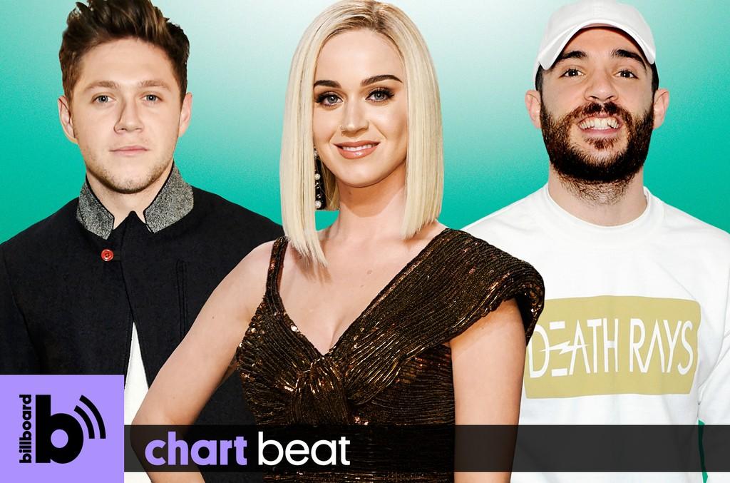 Niall Horan, Katy Perry & Jon Bellion