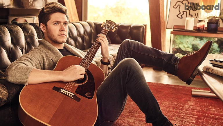<p>Niall Horan photographed on Dec. 2, 2016 in Los Angeles. Styling by Ellie Stidolph.</p>