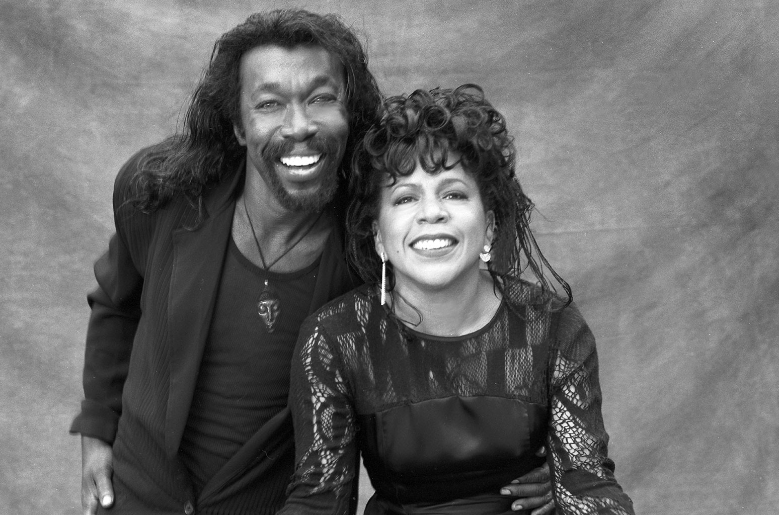 Nick Ashford and Valerie Simpson