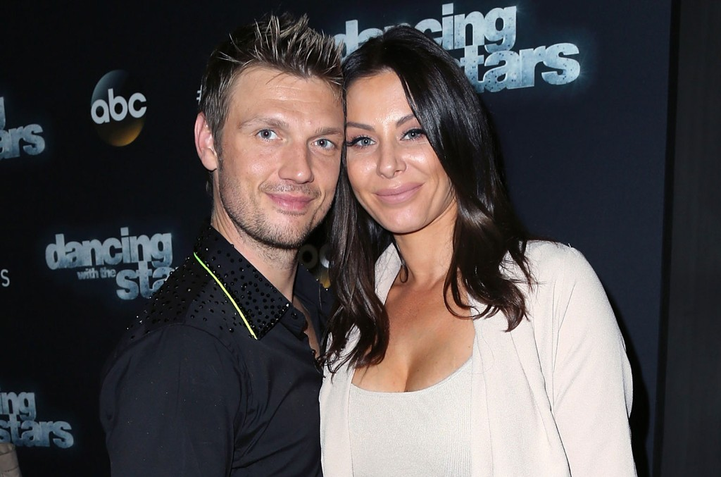 Nick Carter Lauren Kitt