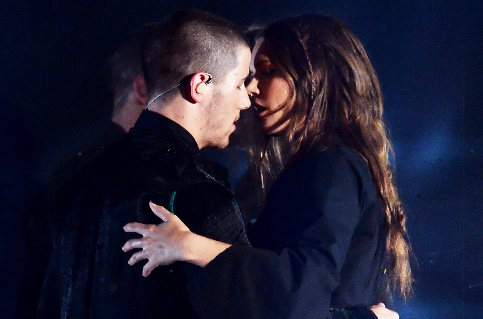 Nick Jonas and Tove Lo