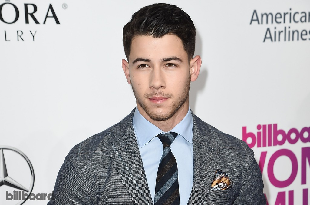 Nick Jonas attends the Billboard Women in Music 2016 event on Dec. 9, 2016 in New York City.