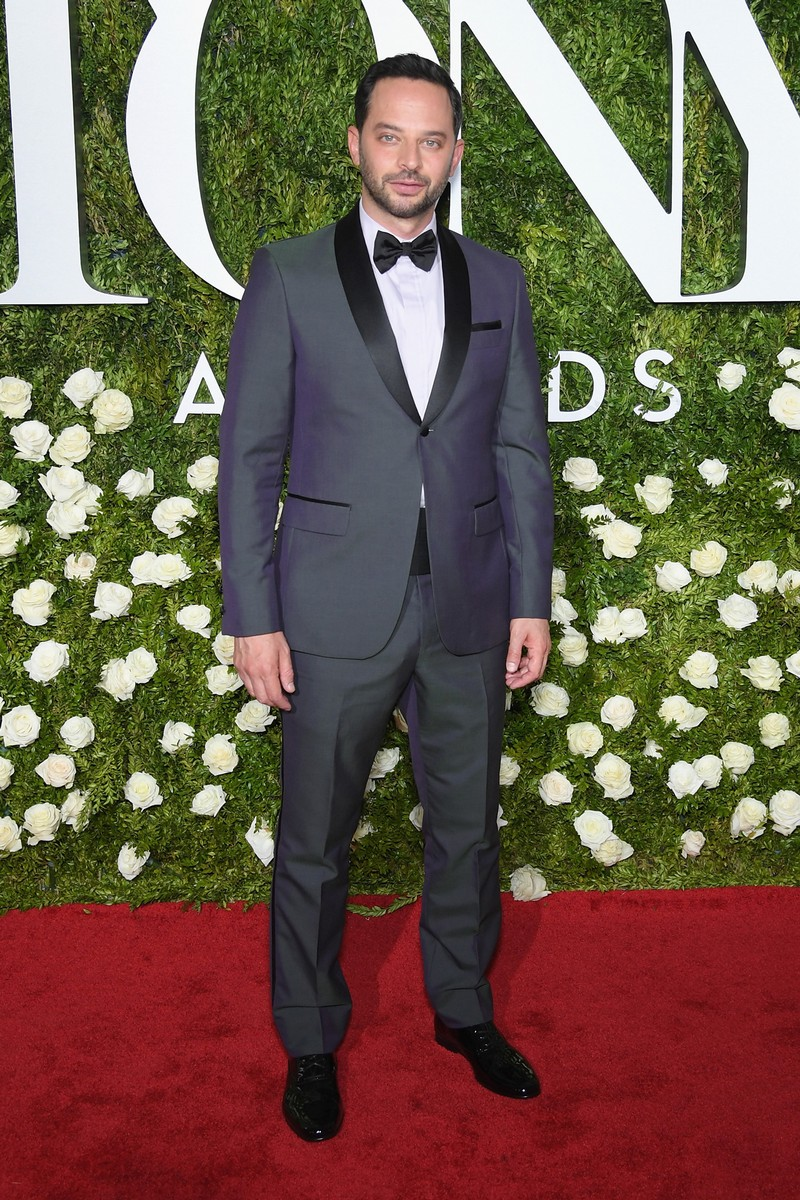 Nick Kroll attends the 2017 Tony Awards at Radio City Music Hall on June 11, 2017 in New York City.
