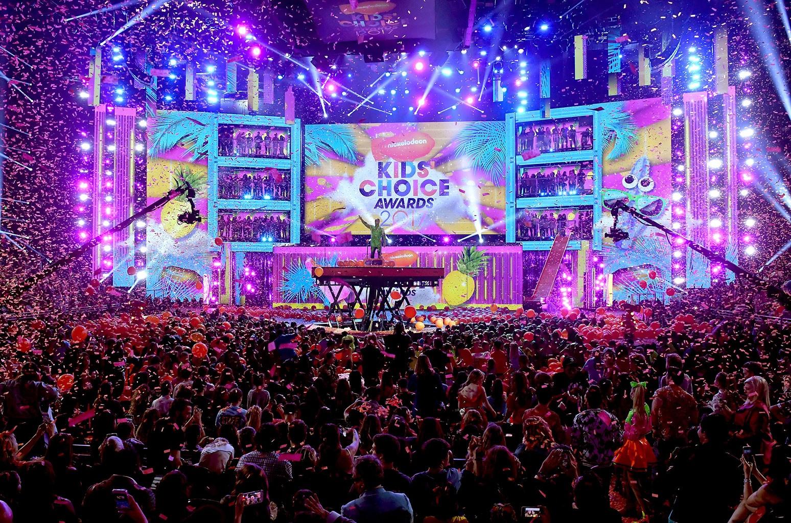 Nickelodeon's 2017 Kids' Choice Awards