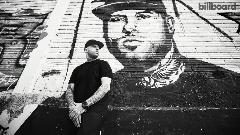 48 Hours With Nicky Jam In Medellin How The City Helped Him Quit