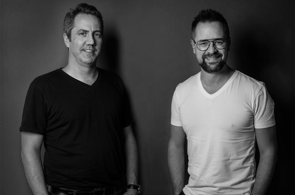 Nicolas Bonard and Mathieu Jaton