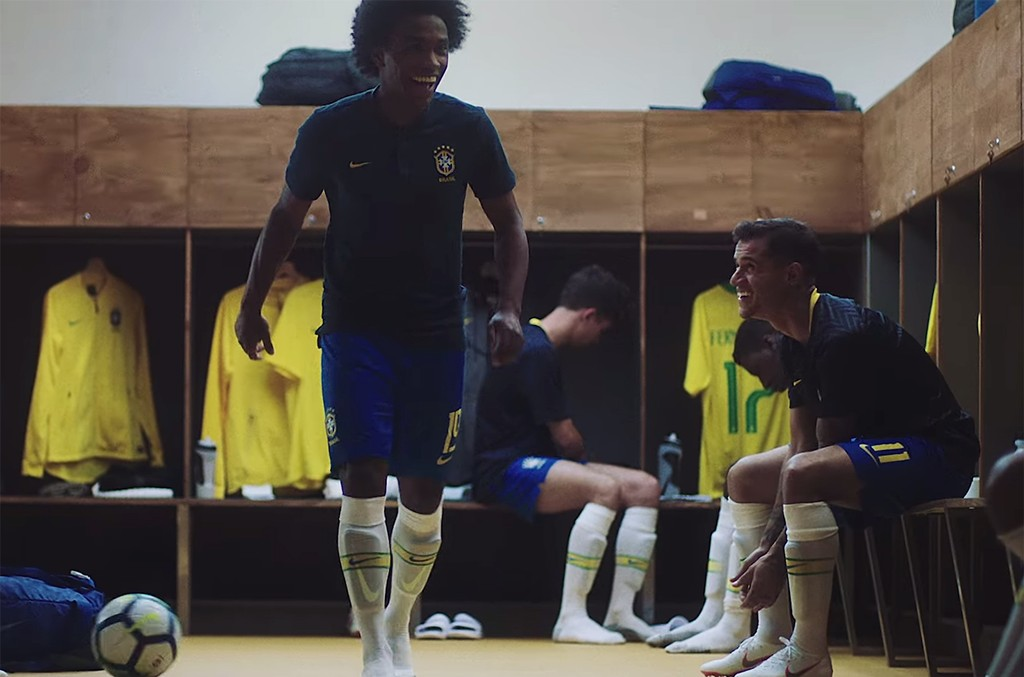 Nike Futebol Apresenta: Vai na Brasileiragem