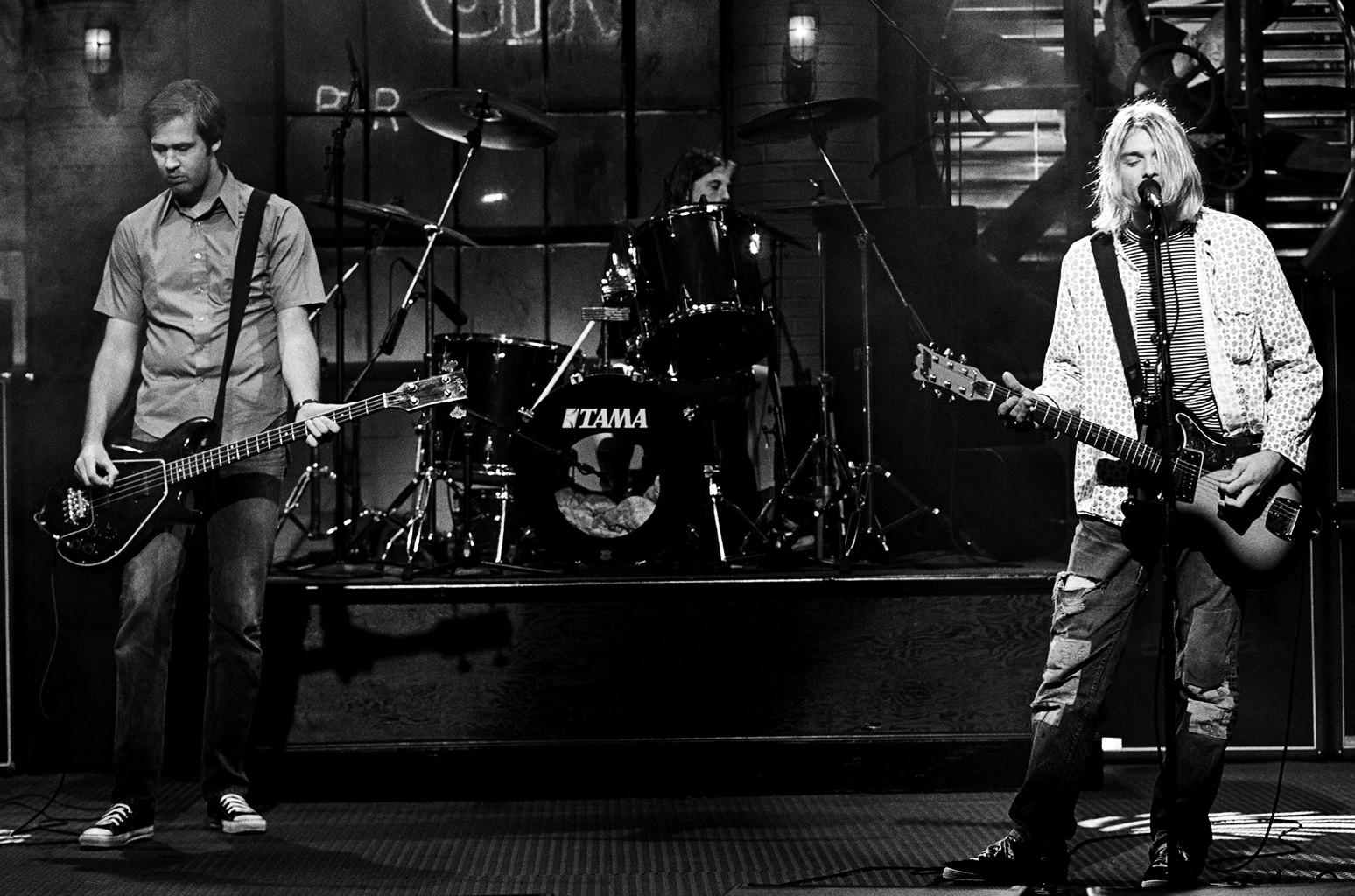 Nirvana, Saturday Night Live