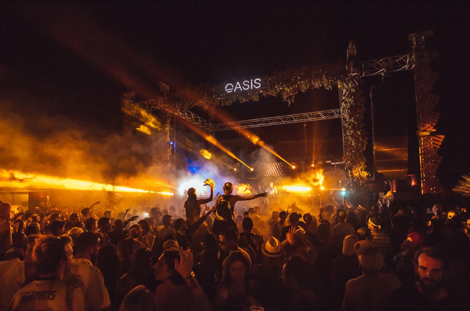 Oasis Festival 2018