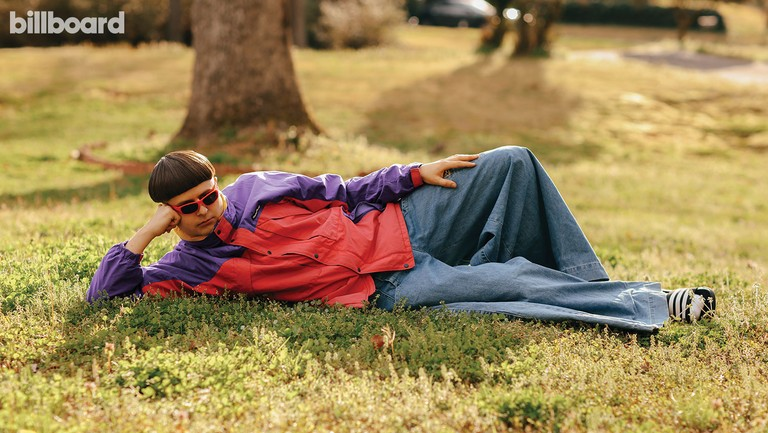<p>Oliver Tree photographed on March 18, 2019 in Atlanta.&nbsp&#x3B;Grooming by Meko Davis at Zenobia Agency.</p>