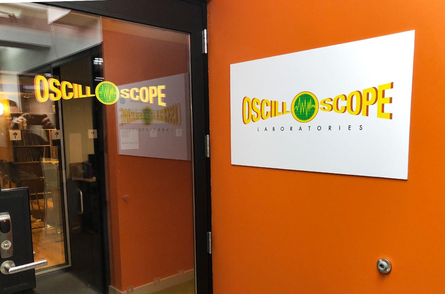 Oscilloscope Studio NYU