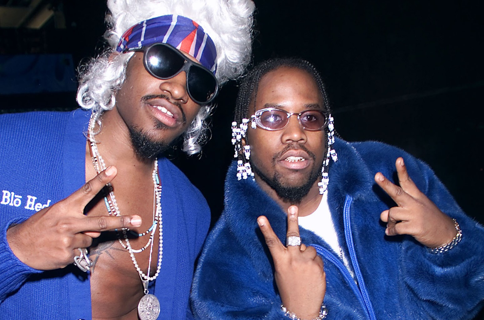Andre and Big Boi of OutKast