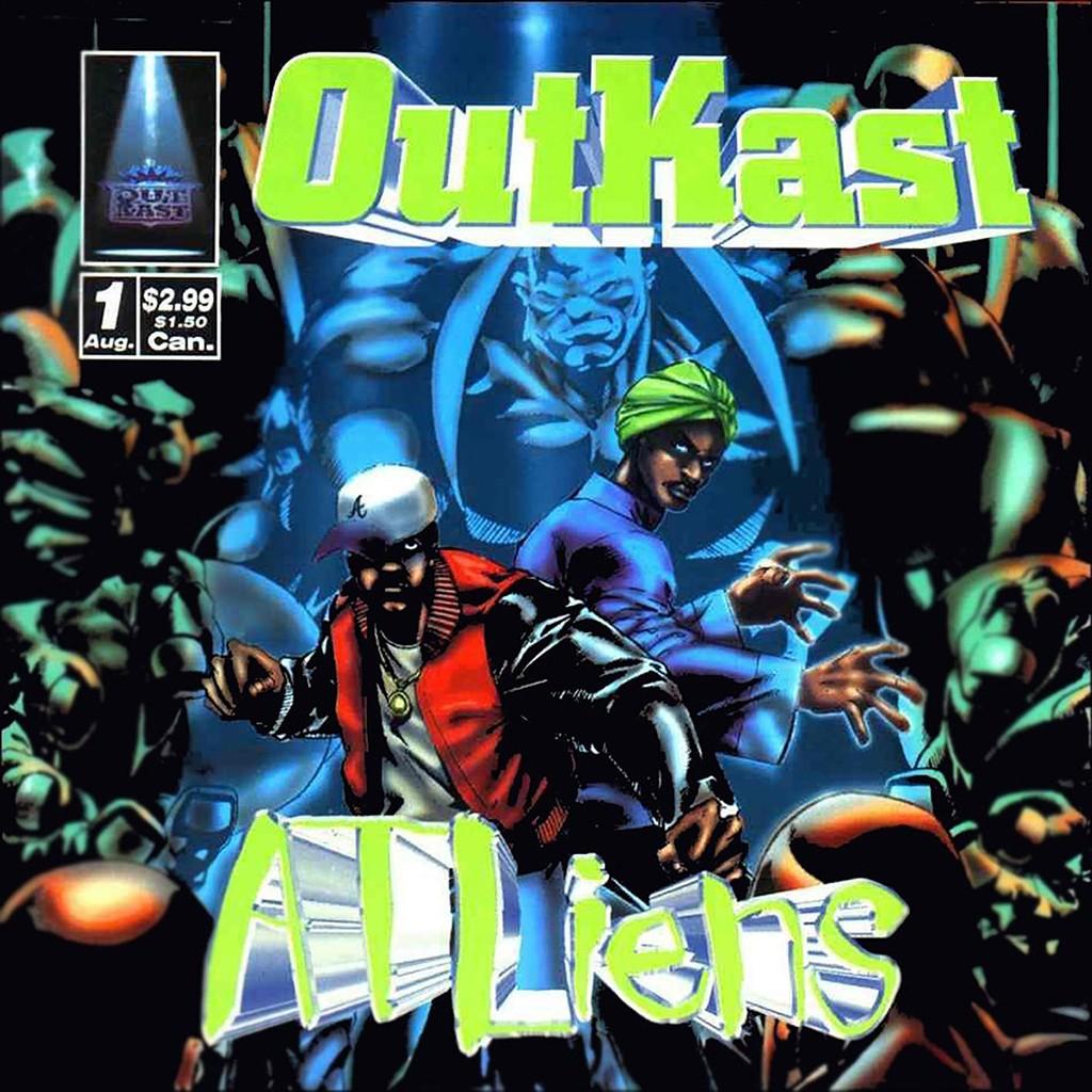 "OutKast, ""ATliens"""