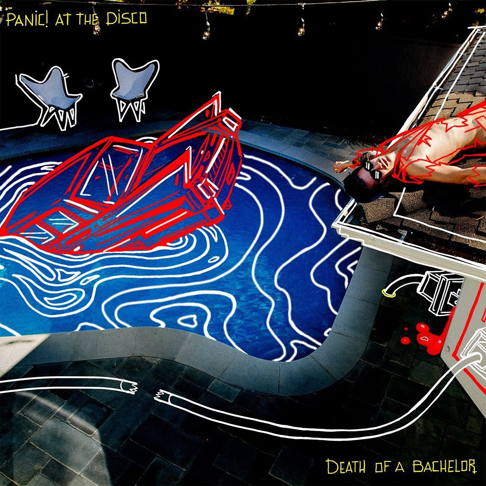 Panic! at the Disco 'Death of a Bachelor'