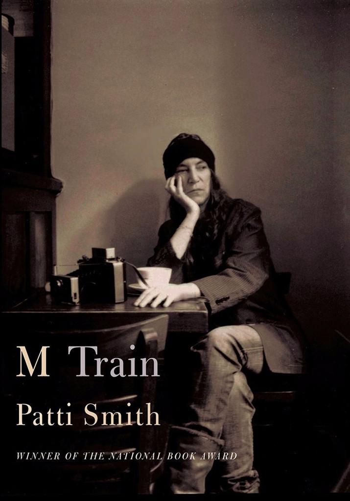 'M Train' by Patti Smith