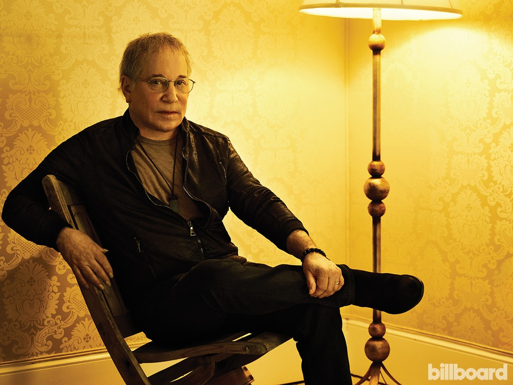 Paul Simon photographed on May 31, 2016 at The Beverly Hills Hotel in Los Angeles.