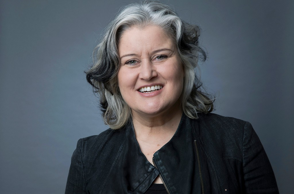 "Paula Cole poses for a portrait in New York to promote her album ""Ballads,"" a collection of 20 jazz covers."