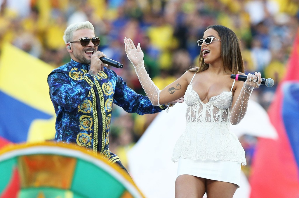 Pedro Capó and Anitta