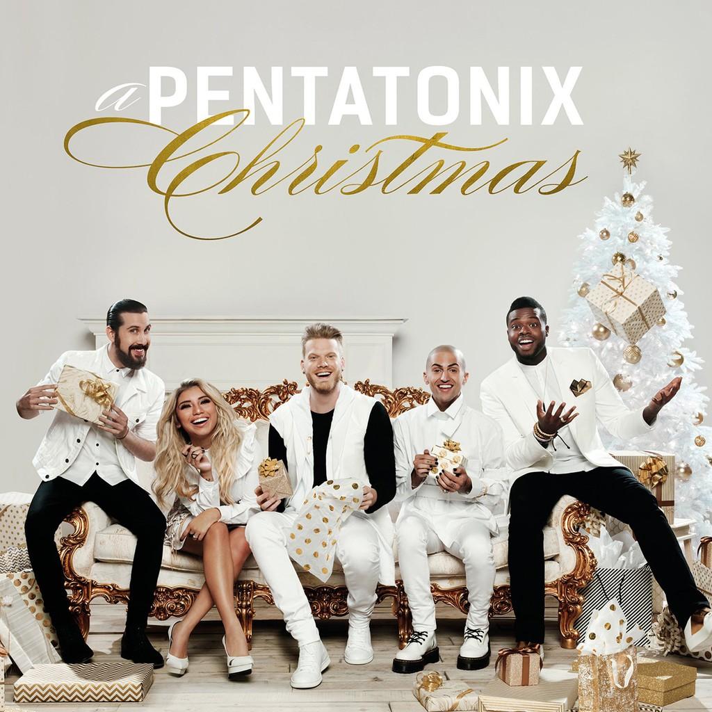 'A Pentatonix Christmas' by Pentatonix