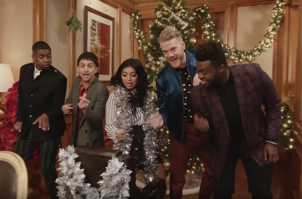 Pentatonix Rockin' Around The Christmas Tree