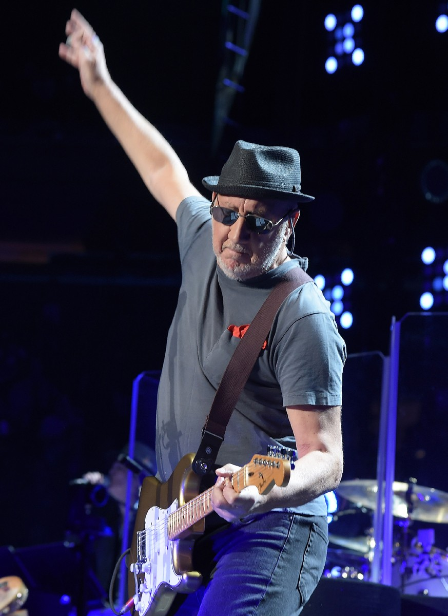 Pete Townshend  The Who 2016