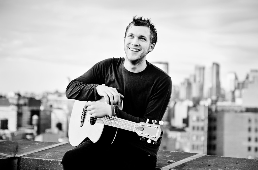 Phillip Phillips poses for a portrait on Nov. 16, 2012 in New York City.
