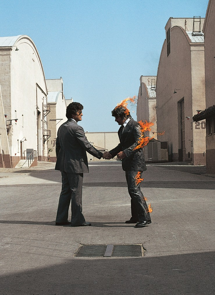 Pink Floyd 'Wish You Were Here'