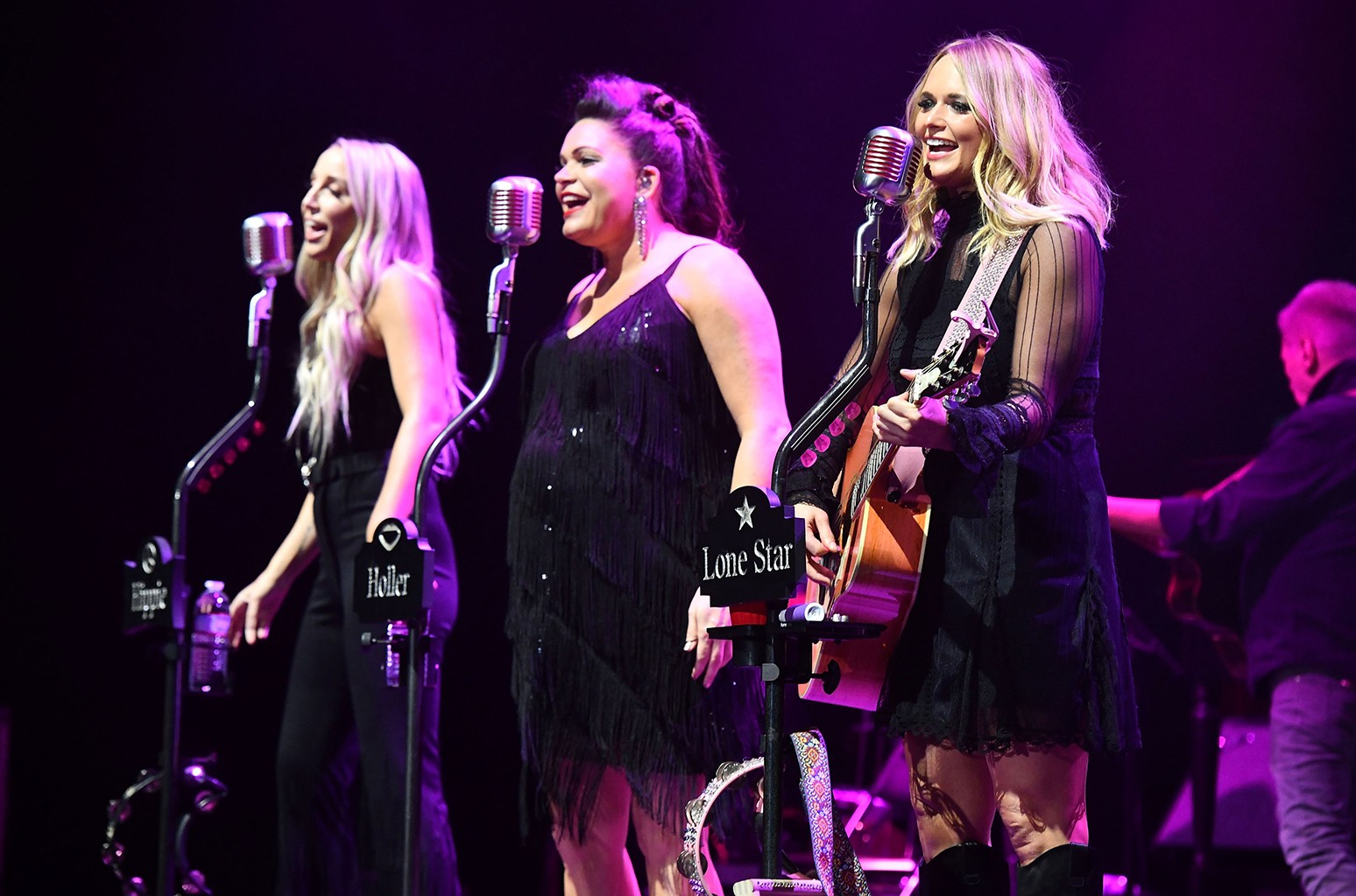 Ashley Monroe, Angaleena Presley and Miranda Lambert of Pistol Annies