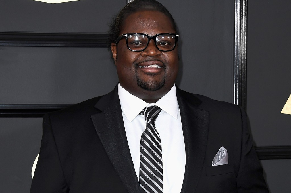 """Jason """"Poo Bear"""" Boyd attends The 59th Grammy Awards at Staples Center on Feb. 12, 2017 in Los Angeles."""