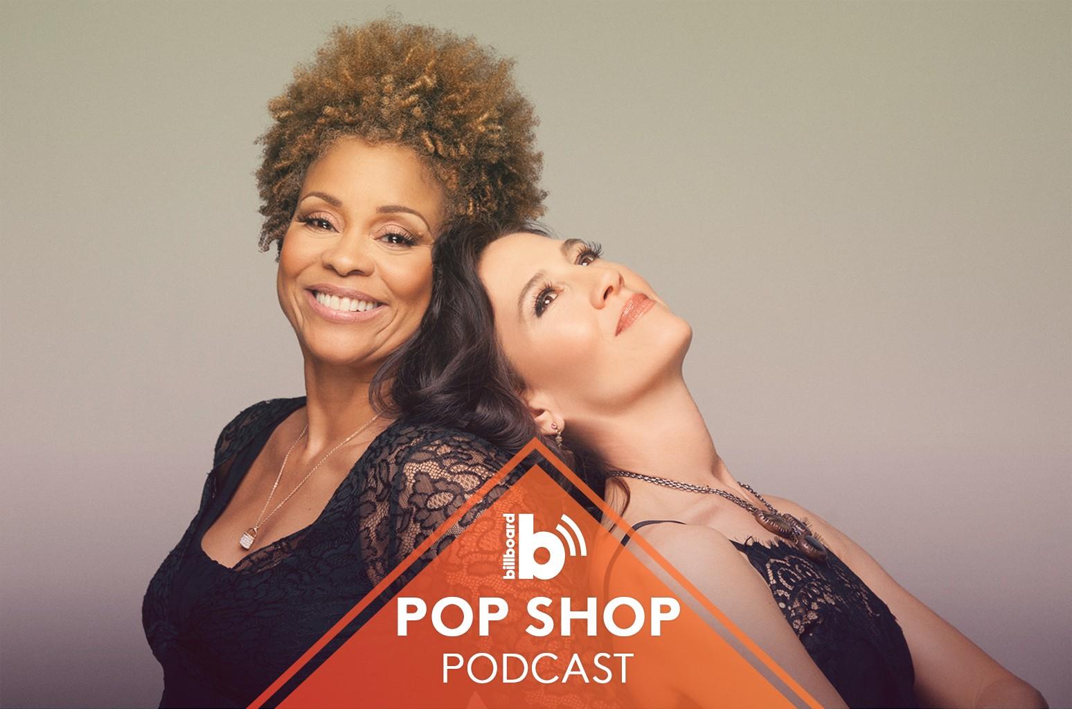 Pop Shop Podcast Niki Haris and Donna De Lory