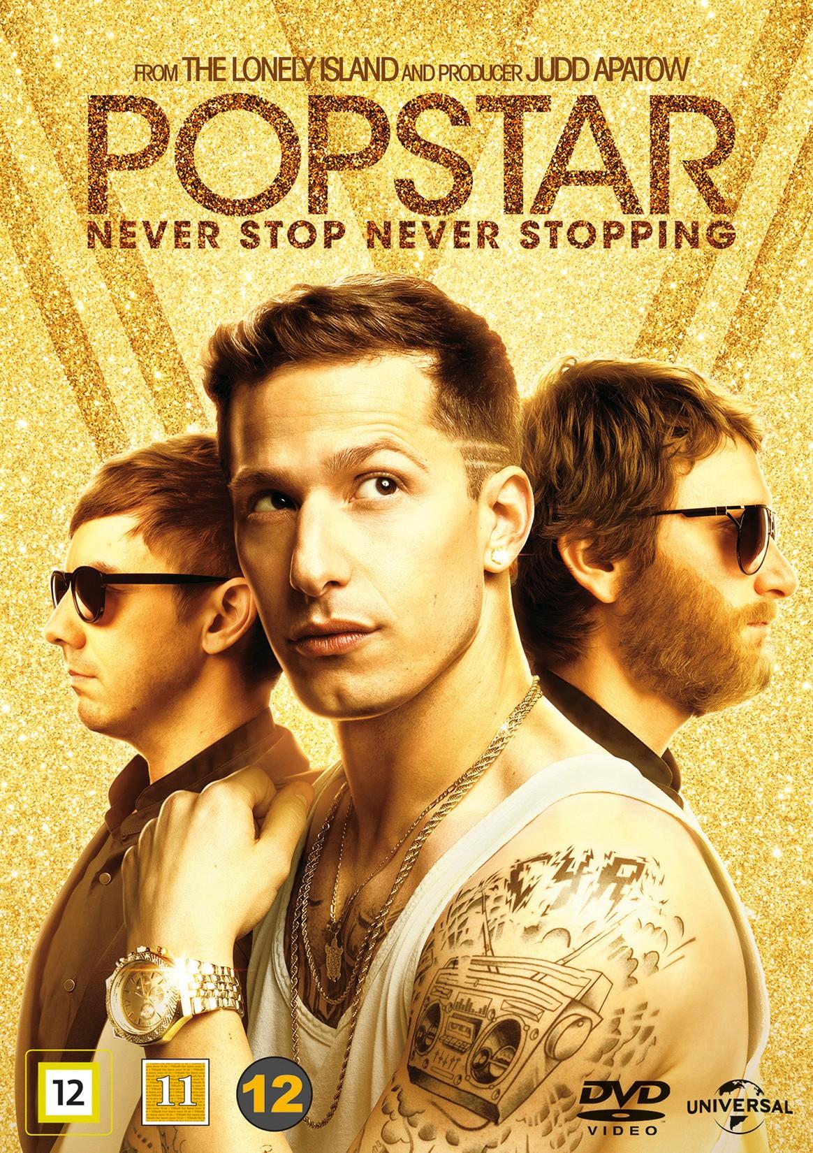 'Popstar: Never Stop Never Stopping'