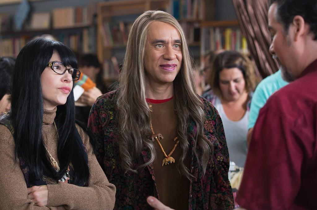 Fred Armisen & Carrie Brownstein in Season 6, Episode 8: First Feminist City of 'Portlandia' on IFC.