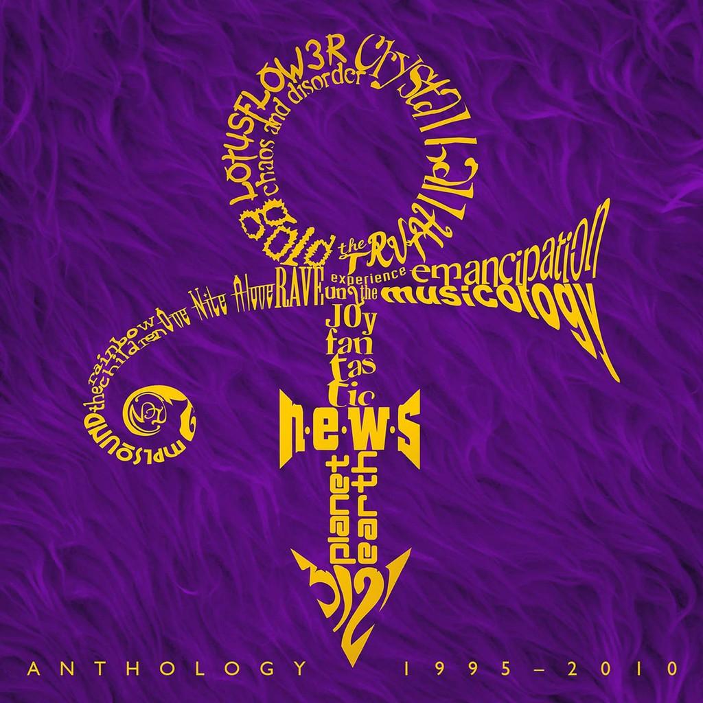 Prince, 'Anthology: 1995 – 2010'