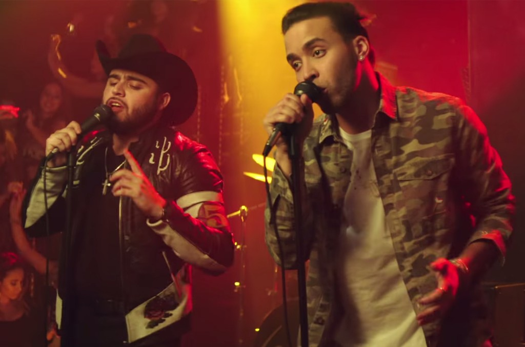 "Prince Royce in the video for ""Moneda"""