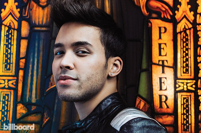 Prince Royce, The Passion