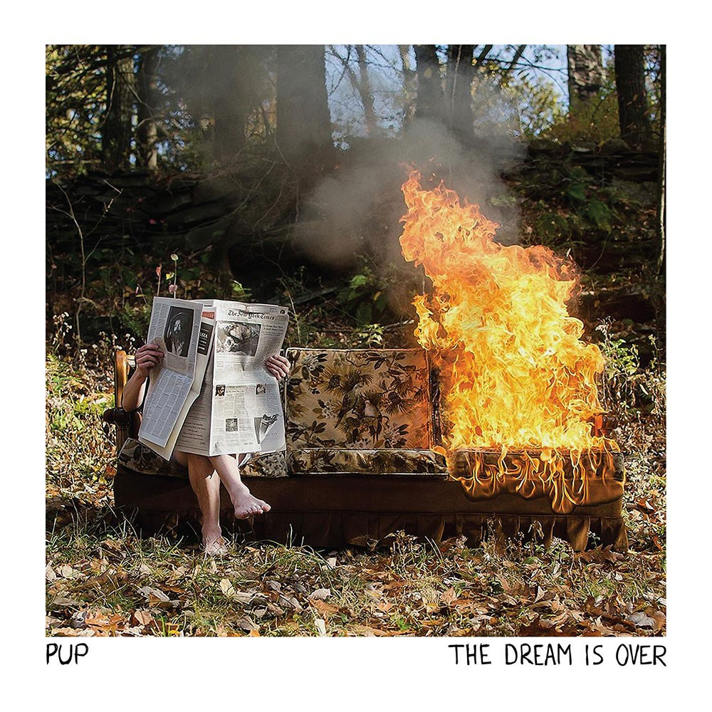Pup, The Dream Is Over