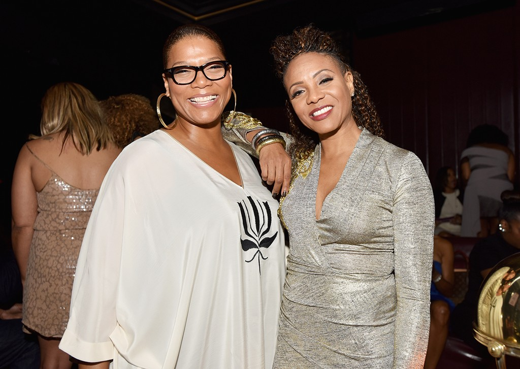 Queen Latifah and MC Lyte